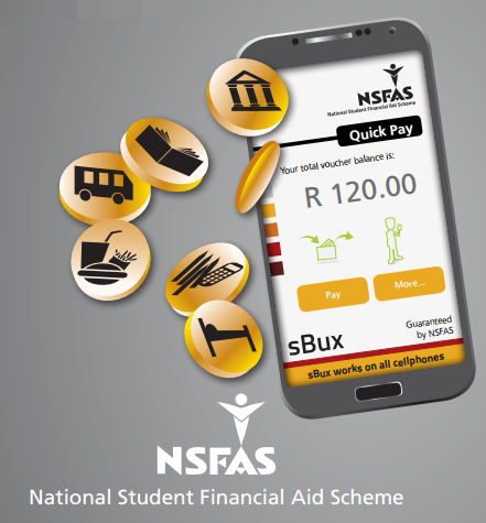 new NSFAS system called sbux