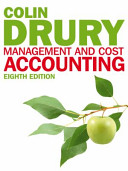 Management and Cost Accounting - ACN3073 Book