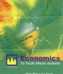 Economics for South African Students - ECS1601 book cover