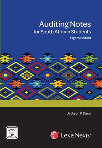 Auditing notes for South African students - Aue2602 book