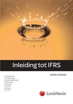 Inleiding tot IFRS - fac2601 book