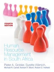 Human Resource Management in South Africa - hrm2605 book