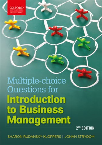Multiple-choice questions for Introduction to Business Management - mnb1501 book
