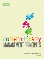 Contemporary management principles - MNG2601 book