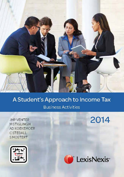 A student's approach to Income Tax: Natural persons. 2014