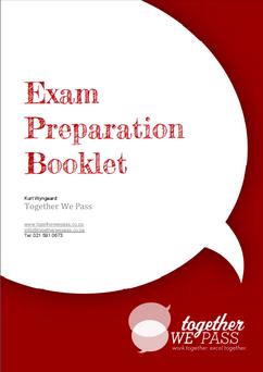 UNISA Exam Preparation Booklet