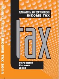 TAX2601 – Semester 1 1