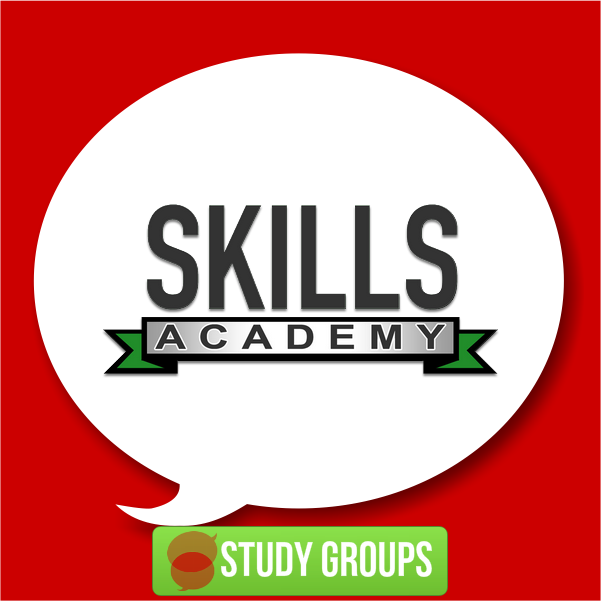 Skills Academy online study groups