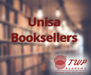 Unisa Official Booksellers List