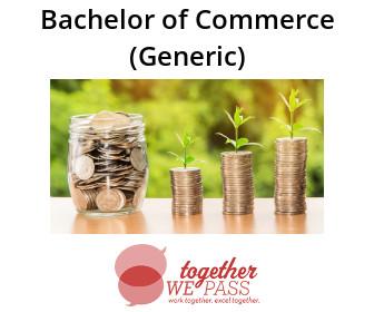 Bachelor of Commerce (Generic)