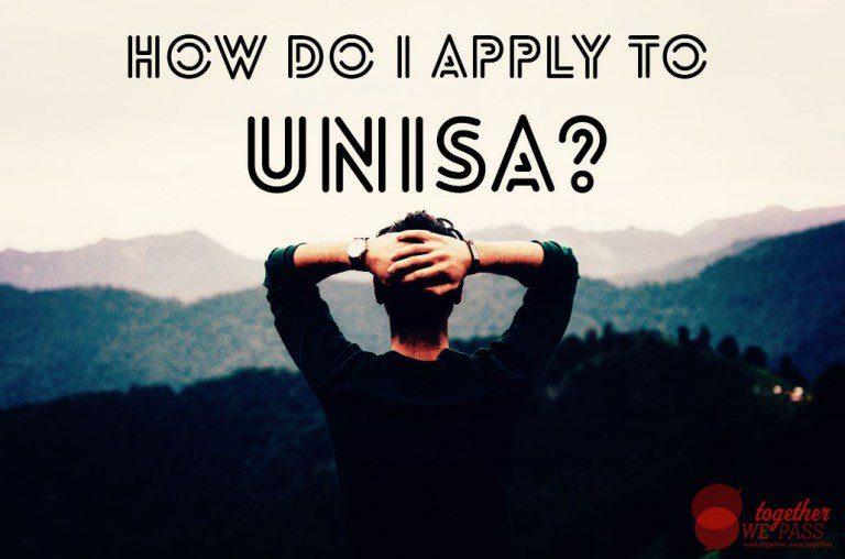 How-Do-I-Apply-At-Unisa