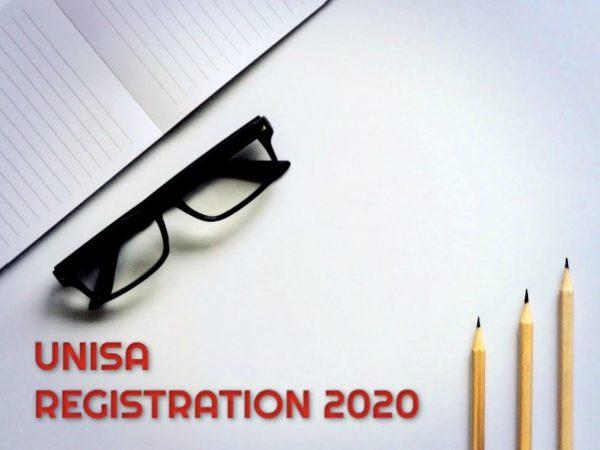 UNISA Registration 2020